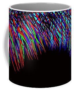 Rainbow Palms Coffee Mug