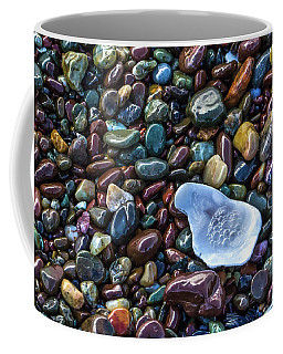 Rainbow Pebbles Coffee Mug