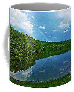 Rainbow Reflection Coffee Mug