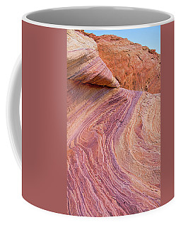 Rainbow Rocks Near Fire Canyon Coffee Mug