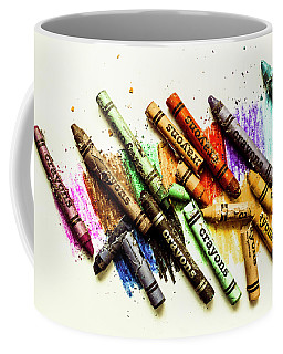 Rainbow Shades Coffee Mug