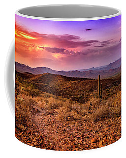 Rainbow Skies Coffee Mug