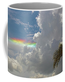 Rainbow To Nowhere Coffee Mug