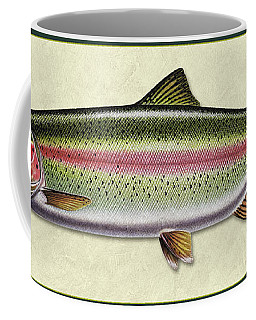 Rainbow Trout Id Coffee Mug