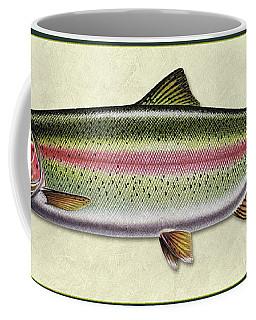 Rainbow Trout Id Coffee Mug