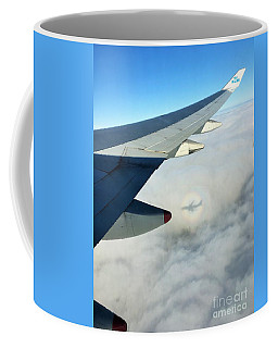 Rainbow Wingman Coffee Mug