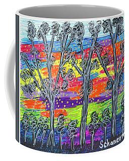 Rainbow Woods Coffee Mug