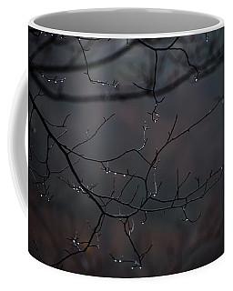 Raindrop Abstract  Coffee Mug