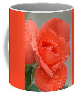 Raindrops On Roses Coffee Mug