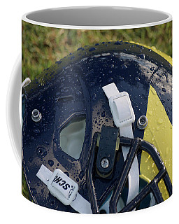 Raindrops On Wolverine Hellmet Coffee Mug