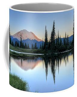 Rainier From Tipsoo Coffee Mug
