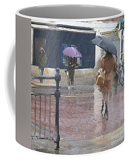 Raining All Around Coffee Mug
