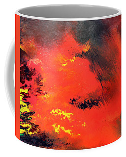 Raining Fire Coffee Mug