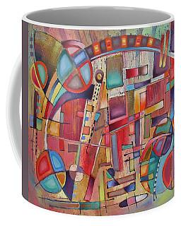 Rainmakers' Circus Coffee Mug