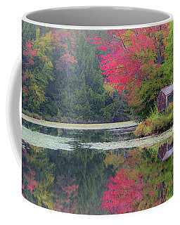 Rainy Day Autumn Coffee Mug