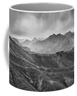 Rainy Day Coffee Mug by Hitendra SINKAR