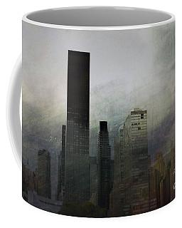 Rainy Day In Manhattan Coffee Mug