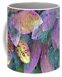 Rainy Day Magnolias Coffee Mug