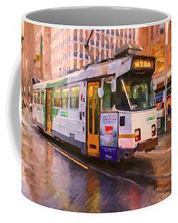 Rainy Day Melbourne Coffee Mug