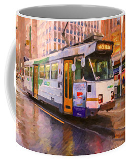 Rainy Day Melbourne Coffee Mug
