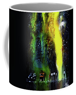 Rainy Evening Coffee Mug