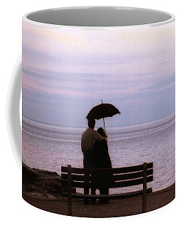 Rainy-may In Color Coffee Mug by John Scates