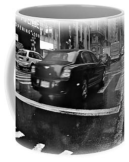 Rainy New York Day Coffee Mug