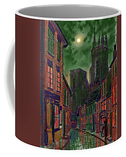 Rainy Night In Kirkgate Coffee Mug