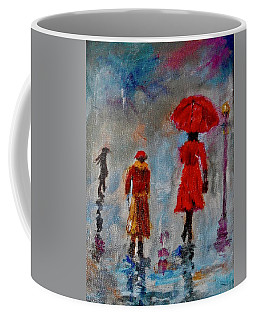 Rainy Spring Day Coffee Mug