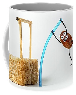 Raisin Pole Vault Coffee Mug
