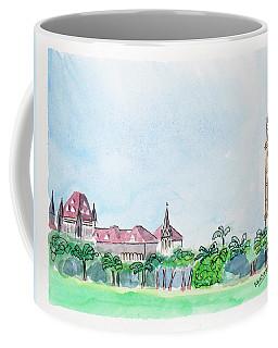 Rajabai Clock Tower And Bombay High Court Coffee Mug