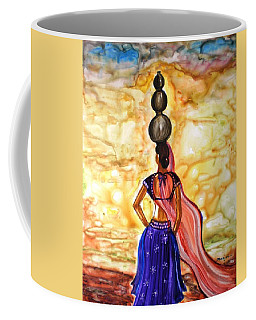 Rajasthani Lady-allure Coffee Mug