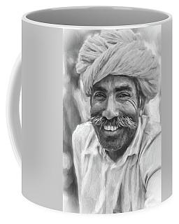 Rajput High School Teacher - Paint Bw Coffee Mug