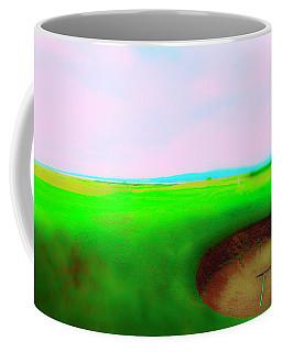 Rake In The Round Coffee Mug