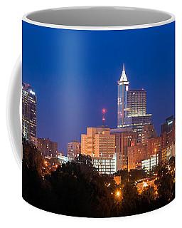 Raleigh Skyline Coffee Mug