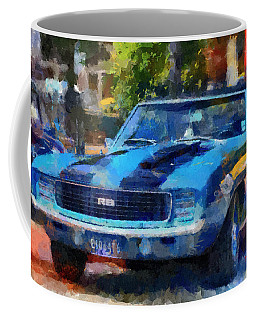 Rally Sport Coffee Mug