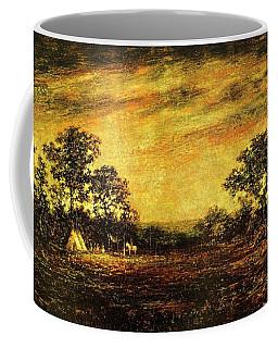 Ralph Blakelock, Indian Encampment Coffee Mug