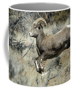 Ram In A Hurry Coffee Mug