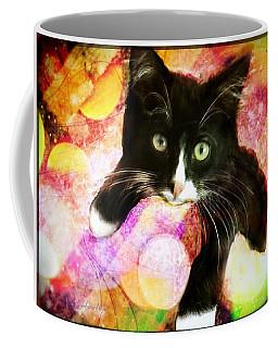 Rama The Miracle Cat Coffee Mug