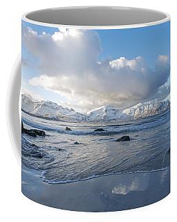 Ramberg Beach, Lofoten Nordland Coffee Mug