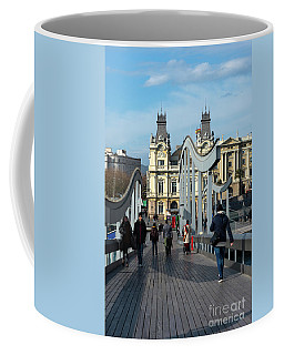 Rambla Del Mar Footbridge Coffee Mug