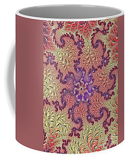 Rambling Rose Coffee Mug
