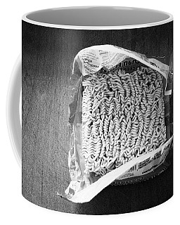 Ramen- Black And White Photography By Linda Woods Coffee Mug