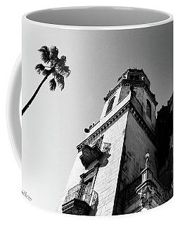 California Castle Coffee Mug