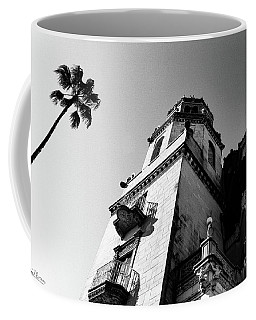 California Castle Coffee Mug