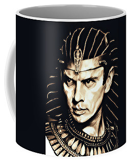 Ramses II Coffee Mug by Fred Larucci