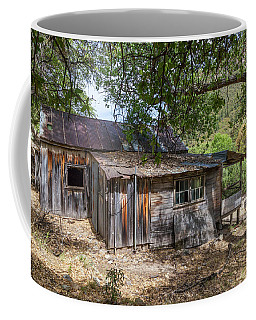 Ramsey Canyon Cabin Coffee Mug