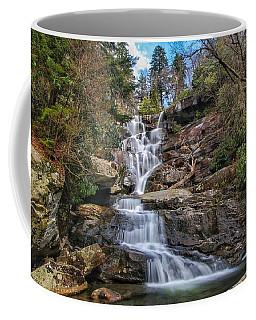 Ramsey Cascades - Tennessee Waterfall Coffee Mug