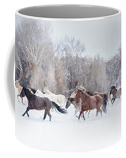 Ranch Run Coffee Mug