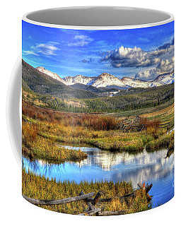 Ranch View Coffee Mug by Scott Mahon